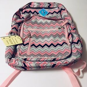Girls Backpack New W/Tag 17x13x5